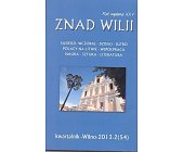Szczegóły książki ZNAD WILII, NR54, 2013.2