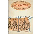 Szczegóły książki WARSZAWA PRUSA I GIERYMSKIEGO