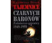 Szczegóły książki TAJEMNICE CZARNYCH BARONÓW