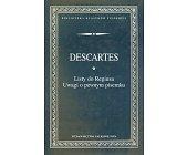 Szczegóły książki LISTY DO REGIUSA, UWAGI O PEWNYM PISEMKU