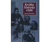 Szczegóły książki KRÓTKA HISTORIA ETYKI