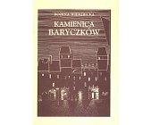 Szczegóły książki KAMIENICA BARYCZKÓW