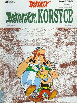 ASTERIX - ASTERIKS NA KORSYCE