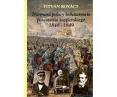 Szczegóły książki NIEZNANI POLSCY BOHATEROWIE POWSTANIA WĘGIERSKIEGO 1848-1849
