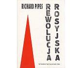 Szczegóły książki REWOLUCJA ROSYJSKA