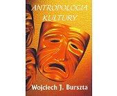 Szczegóły książki ANTROPOLOGIA KULTURY