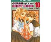 Szczegóły książki OURAN HIGH SCHOOL HOST CLUB - TOM 10