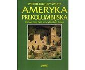 Szczegóły książki AMERYKA PREKOLUMBIJSKA