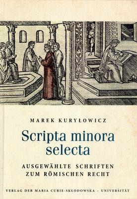 SCRIPTA MINORA SELECTA