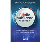 Szczegóły książki RADIO PUBLICZNE W EUROPIE