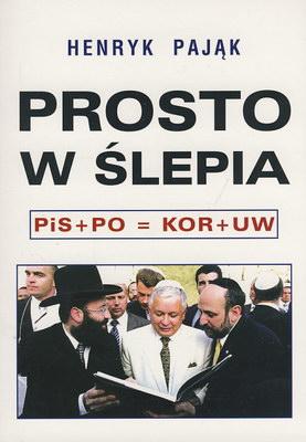 PROSTO W ŚLEPIA