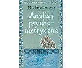 Szczegóły książki ANALIZA PSYCHOMETRYCZNA