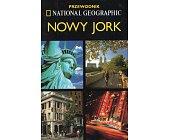 Szczegóły książki NOWY JORK. PRZEWODNIK NATIONAL GEOGRAPHIC