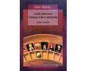 Szczegóły książki STUDIA KULTUROWE I BADANIA KULTURY POPULARNEJ