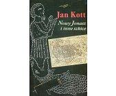 Szczegóły książki NOWY JONASZ I INNE SZKICE