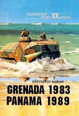 GRENADA 1983. PANAMA 1989