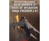 Szczegóły książki AV-8B HARRIER 2 UNITS OF OPERATION IRAQI FREEDOM