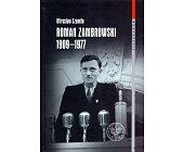 Szczegóły książki ROMAN ZAMBROWSKI 1909 - 1977