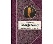 Szczegóły książki GEORGE SAND
