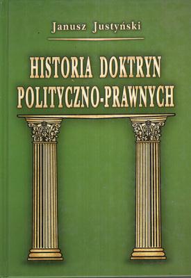 HISTORIA DOKTRYN POLITYCZNO - PRAWNYCH