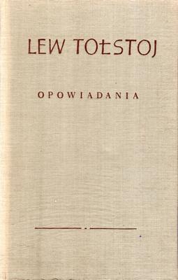 OPOWIADANIA (DZIEŁA - TOM III)