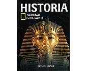 Szczegóły książki HISTORIA NATIONAL GEOGRAPHIC - TOM 2 - IMPERIUM EGIPSKIE