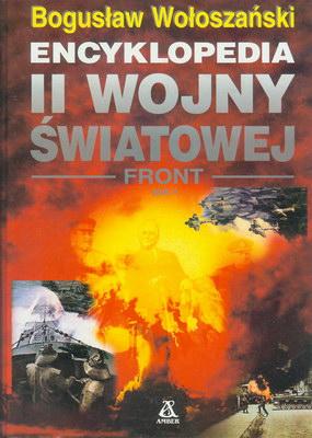 ENCYKLOPEDIA II WOJNY ŚWIATOWEJ - 2 TOMY