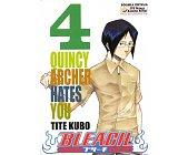 Szczegóły książki BLEACH - 4 - QUINCY ARCHER HATES YOU
