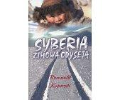 Szczegóły książki SYBERIA. ZIMOWA ODYSEJA