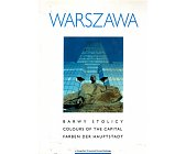 Szczegóły książki WARSZAWA. BARWY STOLICY