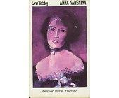 Szczegóły książki ANNA KARENINA (2 TOMY)