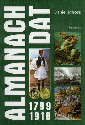 ALMANACH DAT - 1799-1918