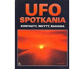 Szczegóły książki UFO SPOTKANIA