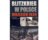 Szczegóły książki BLITZKRIEG W POLSCE