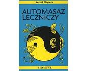 Szczegóły książki AUTOMASAŻ LECZNICZY