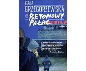 Szczegóły książki BETONOWY PAŁAC