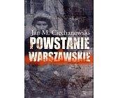 Szczegóły książki POWSTANIE WARSZAWSKIE. ZARYS PODŁOŻA POLITYCZNEGO I DYPLOMATYCZNEGO