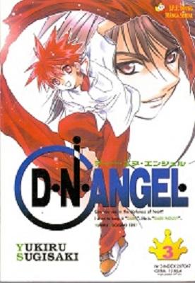 D. N. ANGEL - TOM 3