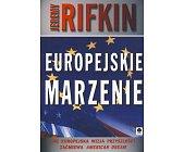 Szczegóły książki EUROPEJSKIE MARZENIE