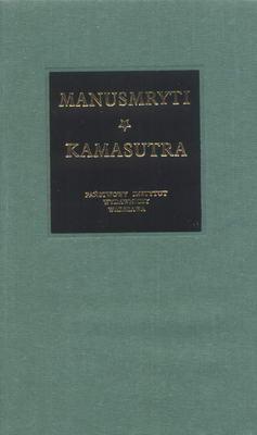 MANUSMRYTI - KAMASUTRA (BIBLIOTHECA MUNDI)
