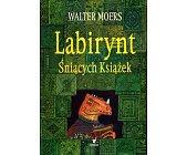 Szczegóły książki LABIRYNT ŚNIĄCYCH KSIĄŻEK