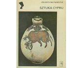 Szczegóły książki SZTUKA CYPRU