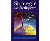 Szczegóły książki STRATEGIE MARKETINGOWE