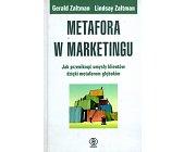 Szczegóły książki METAFORA W MARKETINGU