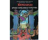 Szczegóły książki IZNOGUD - SPISKI WIELKIEGO WEZYRA