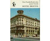 Szczegóły książki HOTEL BRISTOL (ZABYTKI WARSZAWY)