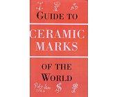 Szczegóły książki CERAMIC MARKS OF THE WORLD