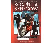 Szczegóły książki KOALICJA SZPIEGÓW - BAZA G - 8