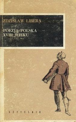 POEZJA POLSKA XVIII WIEKU