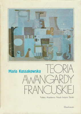 TEORIA AWANGARDY FRANCUSKIEJ